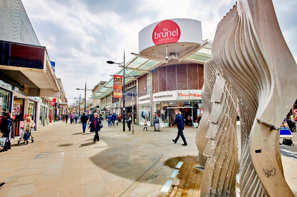 Brunel Shopping Centre, Swindon